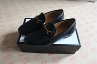 Klasik erkek bayan deri loafer Tasarımcı Ayakkabı uzatılmış ayak horsebit erkekler için dikişli detay mokasen boyutu 38-46