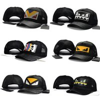 Famous Italy F Brand Adults Youth Summer Caps Fashion Design...