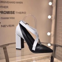 Summer New Elegant Evening Party Formal Dress Shoes Real Lea...