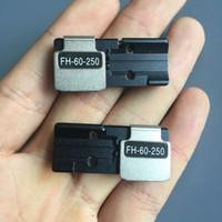 1PAIR 250UM BARE Faserhalter Wie FH-60-250 für FSM-60S 60R 80S FSM-70S 22S FSM-12S FSM-70R Faser Fusion Splitter