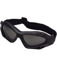 d4090711c66ca Óculos de proteção da motocicleta Ciclismo Óculos Elastic CS Tactical  Safety Goggles Anti-Poeira À Prova de Vento Esportes Ao Ar Livre