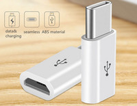 Hohe Qaulity Mini Portable Micro USB Buchse auf Typ-C USB3.1 Male Datenkabel Adapter für Android Micro zu Typ C Datenladeadapter