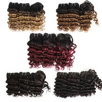 Cheap Hair bundles 3pcs Set For Full Head Brazilian Deep Wav...