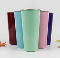 17oz Tumbler Cups Wine Glasses Double Wall 304 Stainless Ste...