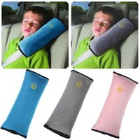 New Autos Pillow Car Safety Belt Protect Shoulder Pad Vehicl...