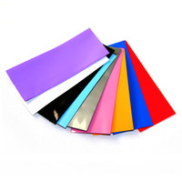 18650 20700 26650 Battery PVC Heat Shrink Skin Sleeve 18650 ...