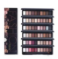 Top quality NOVO Makeup 10 Colors Eye Shadow Palette With Ma...