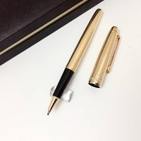 163 Meisterstucks mb pen with series number golden monte rol...