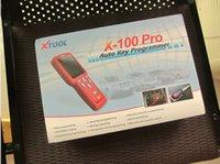 سوبر الأصل XTOOL X100 برو السيارات مفتاح مبرمج X 100 برو X100 + نسخة محدثة X100 برو ECU التلامس مبرمج تحديث أون لاين