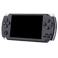 Newest X6 Handheld Mini Game Console Portable 8GB 4. 3inch Sc...