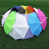 Parapluie Dentelle Mariage Style de princesse