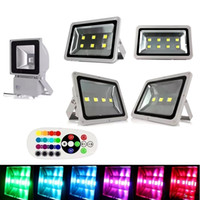 Led Floodlight Outdoor Project DHL IP65 Waterproof 100W 200W...