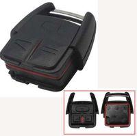 Jinguuqin 3 кнопки замена автомобиля ключ автомобиля, зафиксирование удаленного чехола FOB FOB пустым для Opel Vauxhall Vectra Astra Zafira