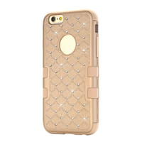 Classical Bling Star Glitter Diamond Armor Case for iPhone 7...