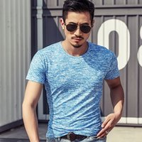 New Summer Camouflage T Shirt Uomo Casual Manica corta T-Shirt Uomo Top Stretch Tee Chemise Homme Camisetas M-3XL DK2004T