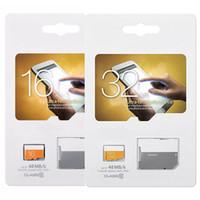 EVO 8GB 16GB 32GB 메모리 카드 실제 용량 C10 클래스 10 EVO UHS-I U1 TF 메모리 카드