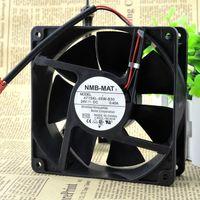 Para original NMB-MAT7 4715KL-05W-B30 12038 24V 0.4A ventilador de doble bola inverter