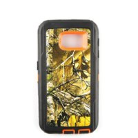 3 in 1 Defender Robot cell phone Case military cover camoufl...