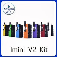 Preheating Battery Imini V2 650mAh Box Mod Battery for Thick...