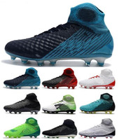 New Magista obra II FG Men Ronalro Soccer Cleats High Ankle ...