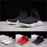 Luxury Sock Shoe Speed Trainer Race Runners Running Shoes Sn...