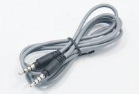 10pcs / lot Genuino 3.5mm Pdp Afterglow Xbox One Karga Auriculares Hombre-Hombre Registro AUX Cable 1.2M