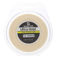 12 ياردة بالجملة ULTRA HOLD TAPE شريط شعر مستعار شريط شريط جانبيّ مزدوج