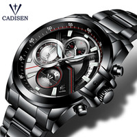 CADISEN 2018 Watch Men Top Brand Luxury Military Army Sports...