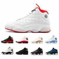 online store a8430 9b27d Nike air jordan 13 13s zapatillas de baloncesto para hombre 3M GS Hyper  Royal Italy Blue