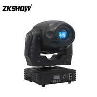 Luz Fiesta 60W Beam Wash Spot LED Moving Head Light Luzes De...