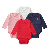 b793353676c61 Wholesale import clothes china online - Brand autumn style new born baby  clothes Long Sleeve bodysuits