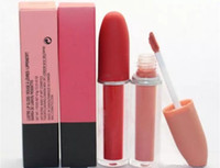 MC LIP STICK HOT Makeup Lápiz labial mate Labios Brillo de labios 12 colores dhl Envío + REGALO gratis