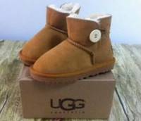 51e5c1578f615 New Cute Infant Baby Girls Snow Boots Winter Warm Boots Newborn ...