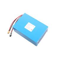 16S7P 18650 스쿠터 배터리 60V 15Ah 리튬 배터리 (ICR18650-MF1 및 35A BMS 1500W 전기 스쿠터 / 에어 휠 포함)