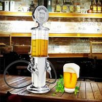 바 도구 단일 더블 총 바퀴벌레 버틀러 주류 맥주 와인 소다 pourers 청량 음료 음료 펌프 주유소 디스펜서 기계