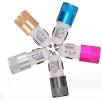 Car Charger BRAND NOKOKO Metal Travel Adapter 2 Ports Colorf...