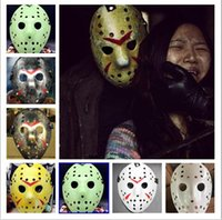hot sales Halloween Mask Archaistic Jason Masks Horror Full ...