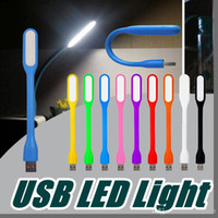 USB LED Lamp LED Light Portable Flexible Bendable Xiaomi USB...