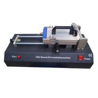 Nuovo built-in vuoto OCA film laminazione macchina polarizzatore per pellicola LCD OCA laminatore 110V / 220V per iPhone 6 6S Plus riparazione LCD