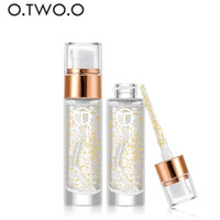 O.TWO.O Gesicht Make-up 24k Rose Gold Elixier Make-up Primer Anti-Aging Feuchtigkeitscreme Gesichtspflege ätherisches Öl Make-up Basis Flüssigkeit 18ml