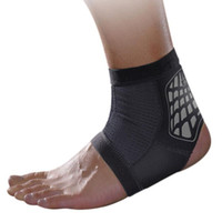 4 Renkler Ultralight Açık Nefes Ayarlanabilir Elastik Ayak Bileği Desteği Spor Güvenlik Badminton Basketbol ayak bileği Brace Destek