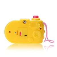 Baby Toy Projection Camera Kids Early Educational Toy Mini C...