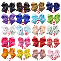 8' Jojo Siwa Unicorn Bows High Quality Unicorn Jojo Bow...
