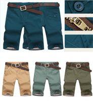 Fgkks 2017 Pantalones Cortos Para Hombre Nueva Moda de Verano Casual de Algodón Delgado Bermudas Masculina Shorts de Playa Pantalones Cortos Pantalones Cortos masculinos