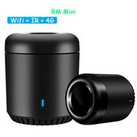 Broadlink RM mini3 Universal WIFI + IR Controle Remoto Função de Tempo para Casa Aparelhos Elétricos IOS Android Automação Residencial Inteligente NB
