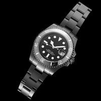 Top Luxury AAA Brand Black 116610LN Ceramic Bezel Stainless ...