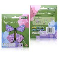 Zaubertricks Schmetterling fliegenden Schmetterling ändern mit leeren Händen Freiheit Schmetterling Zauberrequisiten Zaubertricks Spielzeug