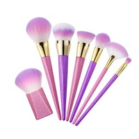 7pcs set Professional Makeup Brushes Set RT Cosmetic Beauty ...