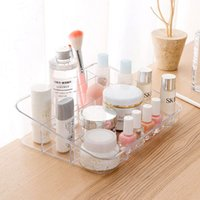 wholesale Boxes Clear Acrylic Makeup Organizer Storage Box C...