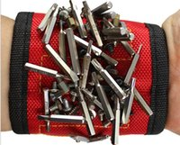 30pcs Magnetic Wristband Pocket Tool Belt Pouch Bag Screws H...